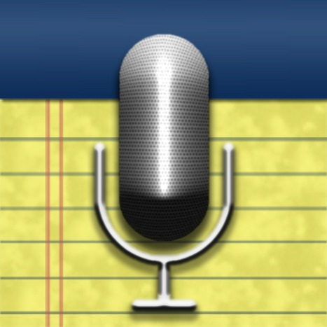 AudioNote - Notepad and Voice Recorder   TCEA 2014 -  Tools and Gadgets   Scoop.it