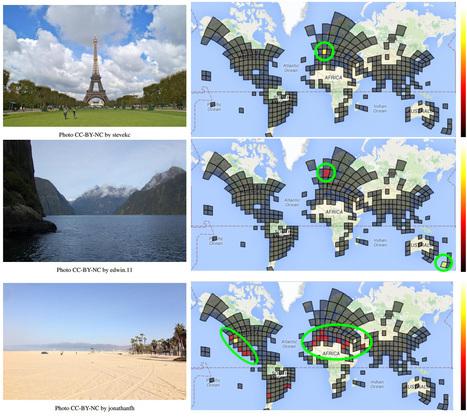 Google commence à deviner la localisation d'une photo sans données Exif | Numerama | documentation Sonia | Scoop.it