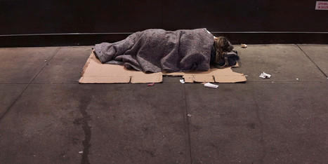 10 Facts About Homelessness | SocialAction2014 | Scoop.it