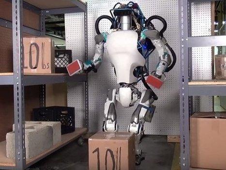 Rumor: Google to sell Boston Dynamics to Toyota | Cultibotics | Scoop.it