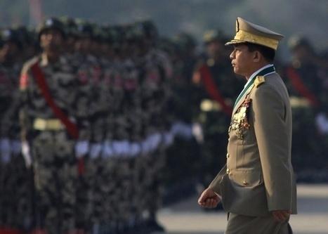 Burmese military seeks stronger ties with Indonesia | DVB Multimedia Group | Burma in Transition | Scoop.it