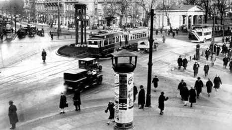 Berlin, symphonie d'une grande ville de Walter Ruttmann (1927) // Traversées urbaines saison 3 | DESARTSONNANTS - CRÉATION SONORE ET ENVIRONNEMENT - ENVIRONMENTAL SOUND ART - PAYSAGES ET ECOLOGIE SONORE | Scoop.it