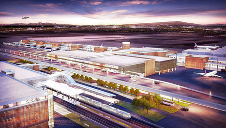 SLC International Airport construction to begin on $1.8B project - ksl.com | Airport Projects | Scoop.it
