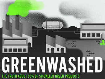 INFOGRAPHIC: The Truth About 95% Of So-Called 'Green' Products | BASIC VOWELS | Scoop.it
