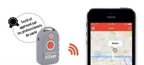 Weenect : balise GPS pour personnes âgées - Senior Actu | Seniors | Scoop.it