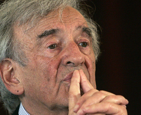 A Conversation With Elie Wiesel | Holocaust Articles | Scoop.it