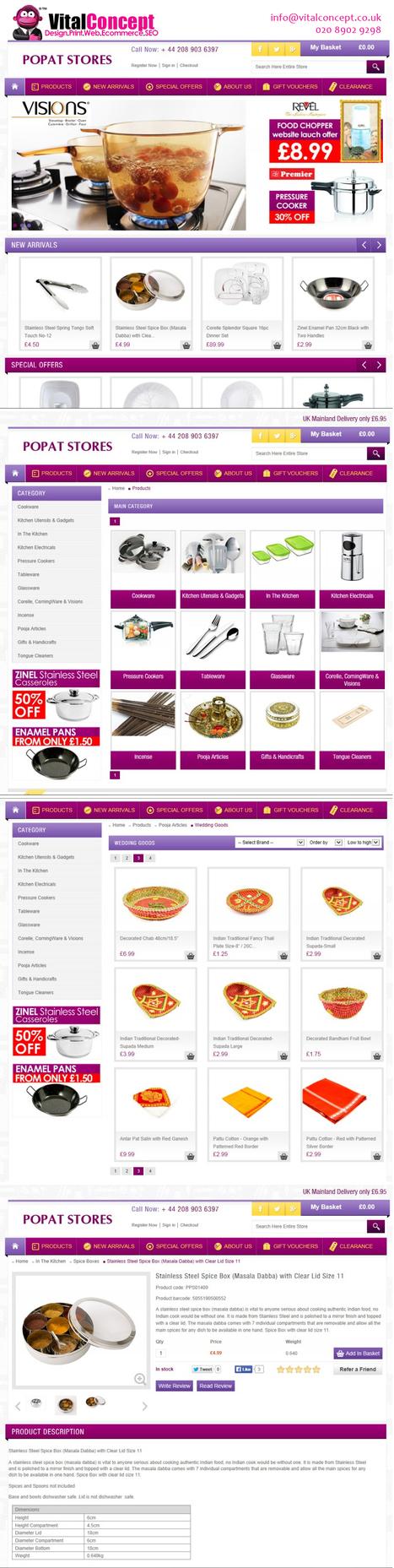 Wordpress Web Design & Development Services in London | Digital Marketing Tips - SEO | SMO | PPC | Scoop.it