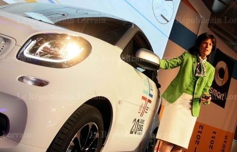 La Smart 3e génération arrive sur le marché | Transport | Scoop.it