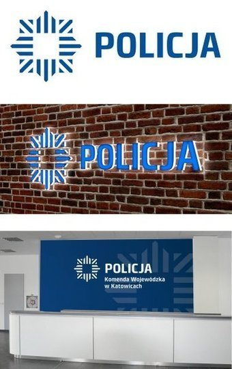 New visual identity  for Polish Police (Policja)   Corporate Identity   Scoop.it