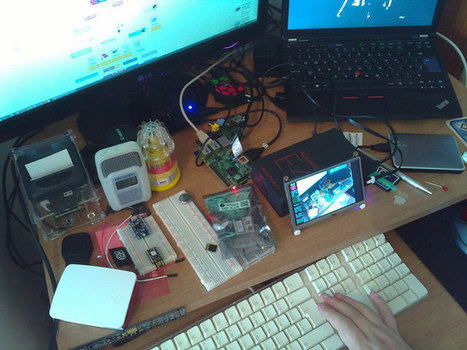 Raspberry Pi Accessories: Getting to know the R... | element14 | Raspberry Pi | Scoop.it