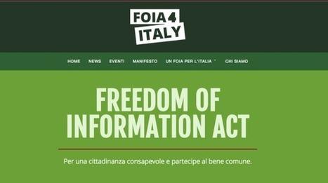 Decreto Trasparenza: senza modifiche non è vera legge per diritto di accesso alle informazioni #FOIA4Italy | #FOIA4Italy: accesso civico e #opendata ai cittadini | Scoop.it