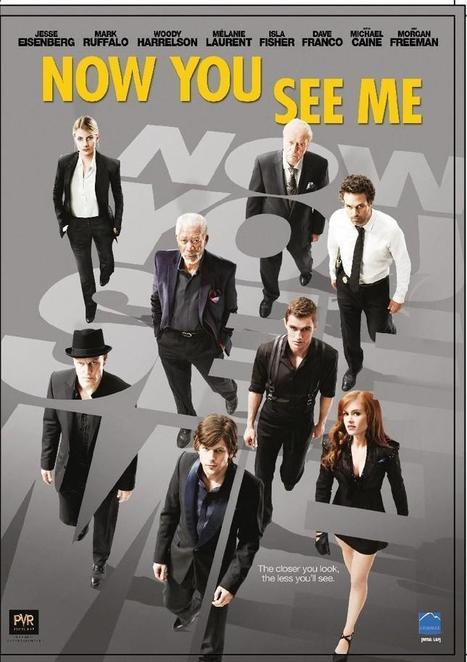 Buy Now You See Me Thriller DVD Online | Moviesmusicmasti | Scoop.it