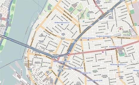 What Happens When Everyone Makes Maps?   Blunnie's Geo Portfolio   Scoop.it