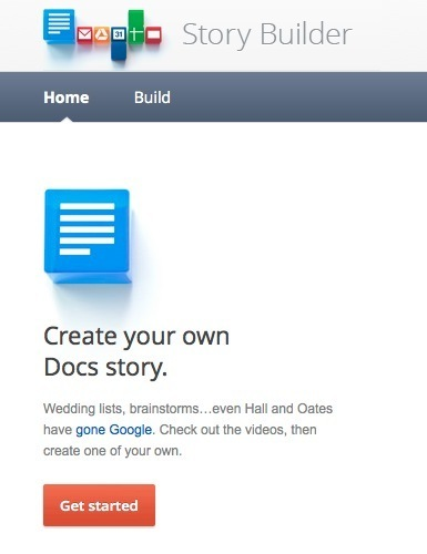 Video Storytelling Made Easy with the New Google Story Builder | Teaching Creative Writing | Scoop.it