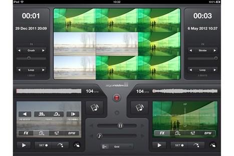 Mixer sur iPad – devenez vidéo DJ avec VJay ! | Musique numérique & tactile | Scoop.it
