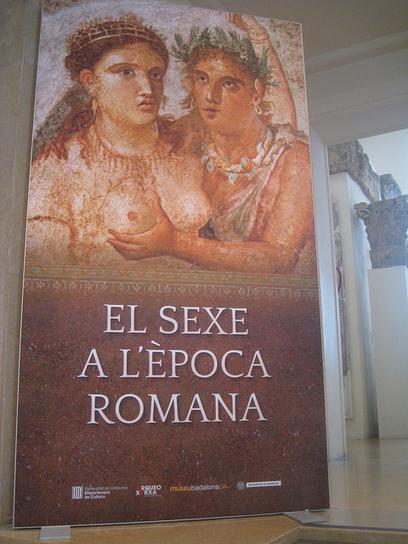 Museo Arqueológico Nacional de Tarragona exposicion El sexo en la epoca romana   Mundo Clásico   Scoop.it