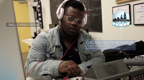 Connected Learning: Chicago Tests 'Digital Badges' to Track Education – Next City | The Daily Badger | Scoop.it