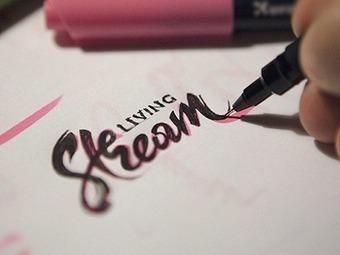 26+ Fresh & Creative Typography Logo Designs | Articles | Scoop.it