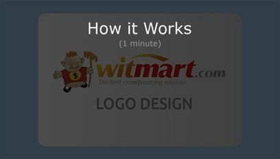Professional Logo Design Online - Logo Design Services | Witmart.com | Professional Online Logo Design services | Scoop.it