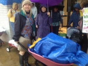 Occupy San Diego: 99% Includes Middle Class Matrons | Occupy California | Scoop.it