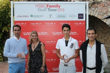 HSBC Family golf Tour 2013 (Cannes-Mougins) - Le Figaro | Golf | Scoop.it