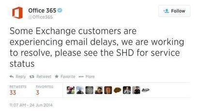 Microsoft Exchange Online Suffers Service Outage - InformationWeek   Digital-News on Scoop.it today   Scoop.it