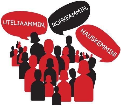 Nuorten Ääni -toimitus: Uteliaammin, rohkeammin, hauskemmin! | Ideoita tunneille | Scoop.it