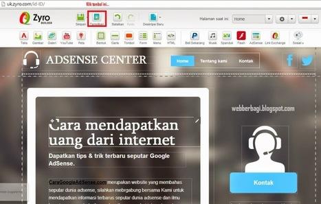 Cara Membuat Website Gratis Sendiri Dalam 5 Menit | Google Adsense | Scoop.it