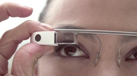 Google Glass : le tuto en vidéo | Nouvelles technologies actu | Scoop.it