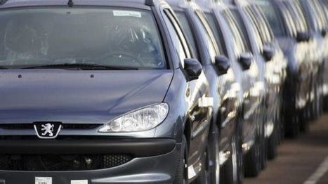 Peugeot raided by French emissions investigators - BBC News | Offshore Stock Broker | Scoop.it