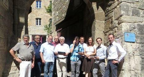 Inauguration de la balade numérique | L'info tourisme en Aveyron | Scoop.it