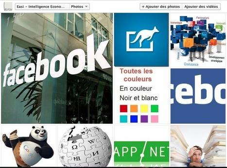Facebook déploie son nouveau module photo | Digital Martketing 101 | Scoop.it