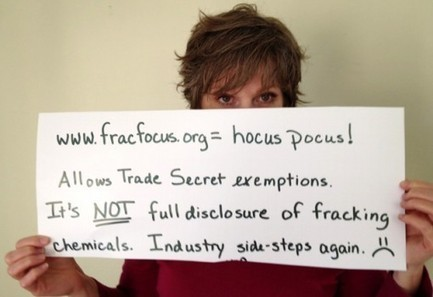 Harvard Study: FracFocus Fails to Provide Adequate Disclosure for Fracking Chemicals | EcoWatch | Scoop.it