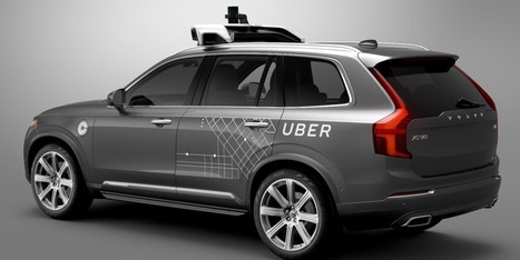 Uber's Self-Driving Cars Will Pick Up Passengers This Month   Post-Sapiens, les êtres technologiques   Scoop.it