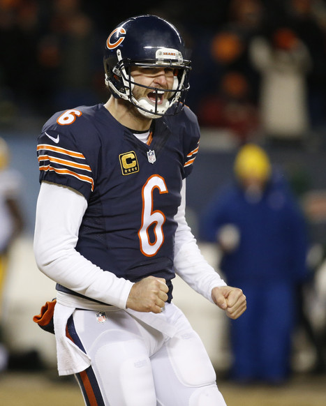 Bears sign quarterback Cutler to 7-year deal | Sports News | Scoop.it
