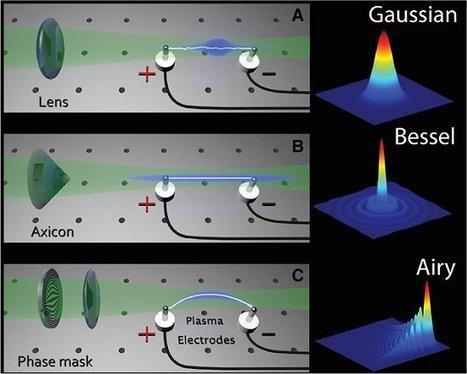 Raios podem ser guiados com laser | tecnologia s sustentabilidade | Scoop.it