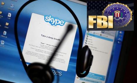 To Skype στον ρόλο του καταδότη | FOSS in Greece | Scoop.it