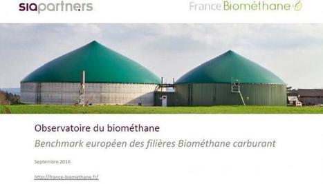 Benchmark européen des filières biométhane carburant (Energies & Environnement, 29/09/2016) | Voitures au gaz naturel (GNV) | Scoop.it