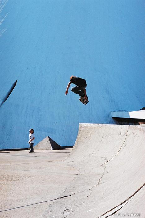 Skater à la Paz, c'est possible ! | Chroniques boliviennes | Scoop.it
