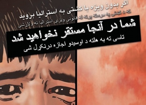 Graphic novel versus Taliban: an asylum seeker deterrent? | teaching with technology | Scoop.it