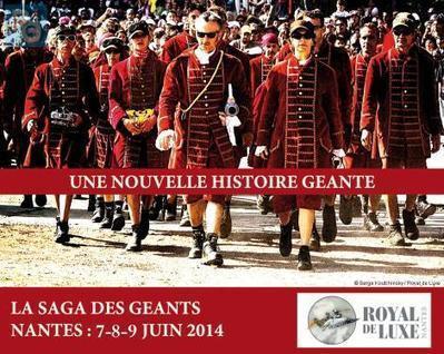 Nantes. Royal de Luxe en juin à Nantes : les dates officielles | Tout un peu | Scoop.it