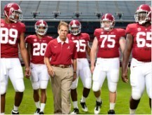 Leadership lessons from Alabama football coach Nick Saban | Sports leadership | Scoop.it