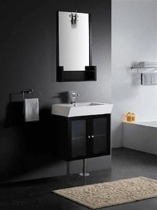 Vigo 25in Vanity with Mirror Lighting and Shelf   Home Decoration   Scoop.it