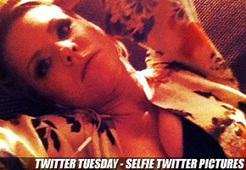 Twitter Tuesday Selfie Twitter Pictures - Celebarazzi.com   Celebrity Gossip   Scoop.it