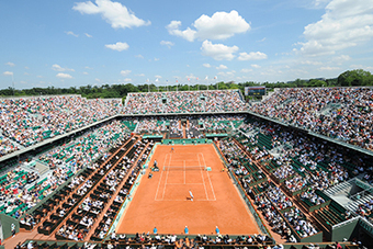 Top 5 Tennis Courts of the world   Sportycious   Scoop.it