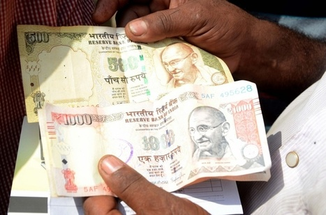 India's Currency Bills Ban - People Suffer For Basics | ONE HealthCare Worldwide | Scoop.it