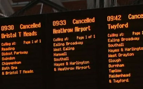 Do monopolies care about customers? Passengers attack train standards - Telegraph | F584 Transport | Scoop.it