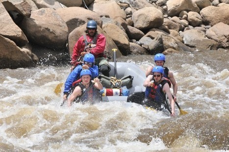 First Time Colorado Whitewater Rafting | White Water Rafting | Scoop.it