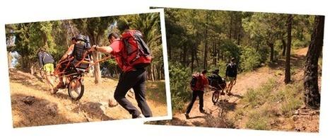 Trekking Adaptado, Senderismo Adaptado - Manuel Mateos, Guia de Montaña, Granada | LA JOËLETTE EN ESPAÑA - Revista de prensa | Scoop.it