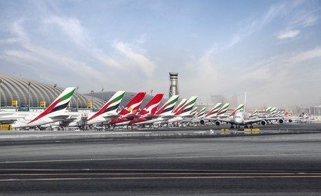 Dubai International (DXB) welcomed a record 7.7 million passengers in August   dubai logistics   Scoop.it